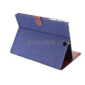 Jeans pouzdro na tablet Samsung Galaxy Tab S2 9.7 - tmavěmodré - 4