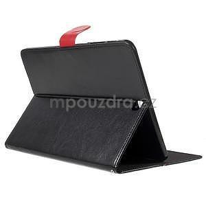 Flatense stylové pouzdro pro Samsung Galaxy Tab S2 9.7 - černé - 4