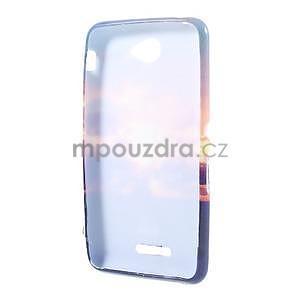 Gelový obal na Sony Xperia E4 - vycházející slunce - 4