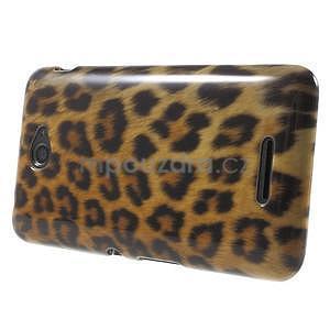 Gelový obal Sony Xperia E4 - gepard - 4