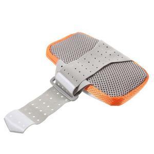 Zippy univerzální sportovní taštička na ruku pro telefony do rozměru 157 x 77 mm - oranžová - 4