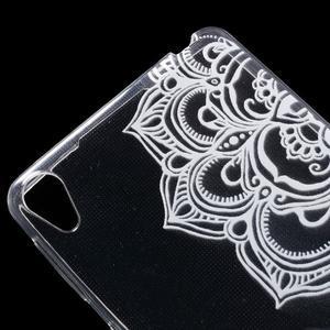 Ultratenký gelový obal na Sony Xperia E5 - mandala - 4