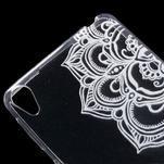 Ultratenký gelový obal na Sony Xperia E5 - mandala - 4/5