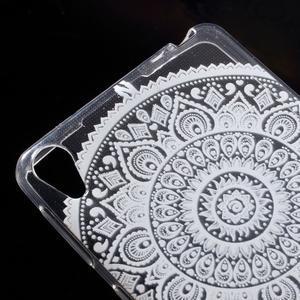 Ultratenký gelový obal na Sony Xperia E5 - lapač snů - 4