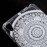 Ultratenký gelový obal na Sony Xperia E5 - lapač snů - 4/6