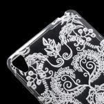 Ultratenký gelový obal na Sony Xperia E5 - krajky IV - 4/6