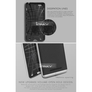 Paky odolný obal na mobil Xiaomi Mi4c - stříbrný - 4