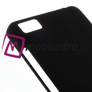 Pogumovaný plastový obal na Xiaomi Mi4c/Mi4i - černý - 4