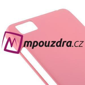 Pogumovaný plastový obal na Xiaomi Mi4c/Mi4i - růžový - 4