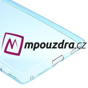 Ultratenký gelový obal na mobil Sony Xperia XA Ultra - modrý - 4