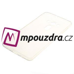 Ultratenký gelový obal na mobil Asus Zenfone 3 Deluxe - transparentní - 4