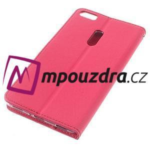 Diary peněženkové pouzdro na mobil Asus Zenfone 3 Ultra - rose - 4