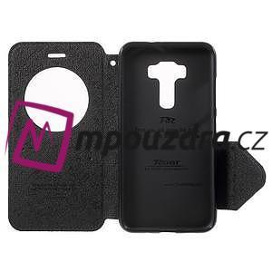 Diary pouzdro s okýnkem na mobil Asus Zenfone 3 ZE520KL - tmavěmodré - 4