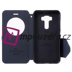 Diary pouzdro s okýnkem na mobil Asus Zenfone 3 ZE520KL - fialové - 4