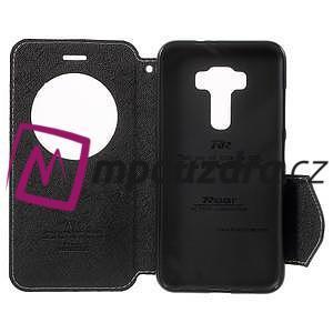 Diary pouzdro s okýnkem na mobil Asus Zenfone 3 ZE520KL - bílé - 4