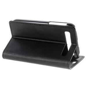 Peněženkové pouzdro na mobil BlackBerry Classic - černé - 4