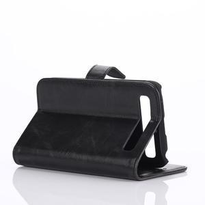 Diary pouzdro na mobil BlackBerry Classic - černé - 4