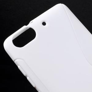 S-line gelový obal na mobil Honor 4C - bílý - 4