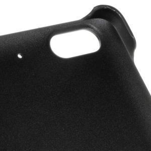 PU kožené pouzdro s okýnky na Honor 4C - tmavěmodré - 4