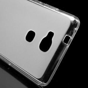 Matný gelový obal na mobil Honor 5X - transparentní - 4