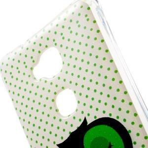 Drop gelový obal na Huawei Honor 5X - sovička - 4