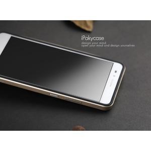 Odolný kryt na mobil Honor 5X - zlatý - 4