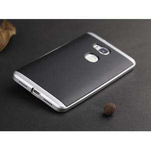 Odolný kryt na mobil Honor 5X - stříbrný - 4