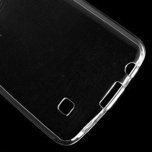 Transparentní gelový kryt na LG K10 - 4