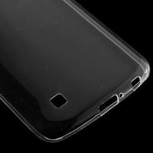 Ultratenký slim obal na LG K10 - transparentní - 4