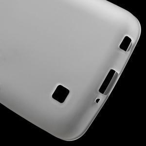 Antfing matný gelový kryt na LG K4 - transparentní - 4