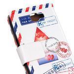 Style peněženkové pouzdro na LG K4 - mail - 4/4