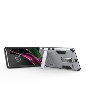 Outdoor odolný kryt na mobil LG Zero - světlemodrý - 4