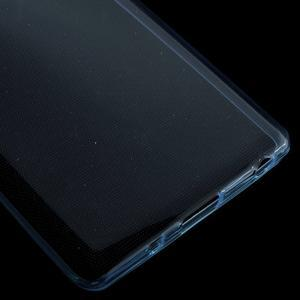 Ultratenký slim gelový obal na LG Zero - tmavěmodrý - 4