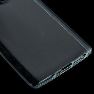 Ultratenký slim gelový obal na LG Zero - světlemodrý - 4