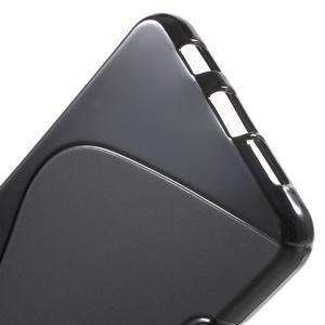 S-line gelové obal na mobil Samsung Galaxy A3 (2016) - černý - 4