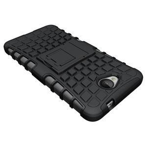 Outdoor odolný obal na mobil Microsoft Lumia 650 - černý - 4