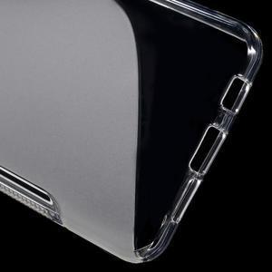S-line gelové obal na mobil Samsung Galaxy A3 (2016) - transparentní - 4
