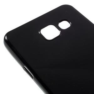 Gelový obal na mobil Samsung Galaxy A3 (2016) - černý - 4