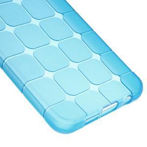 Cube gelový obal na mobil Samsung Galaxy A3 (2016) - modrý - 4