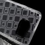 Square gelový obal na mobil Samsung Galaxy A3 (2016) - transparentní - 4/5