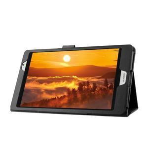 Safe polohovatelné pouzdro na tablet Huawei MediaPad M2 8.0 - černé - 4