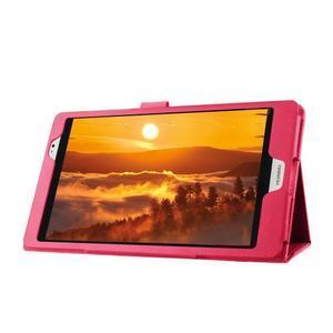 Safe polohovatelné pouzdro na tablet Huawei MediaPad M2 8.0 - rose - 4