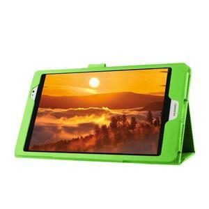 Safe polohovatelné pouzdro na tablet Huawei MediaPad M2 8.0 - zelené - 4