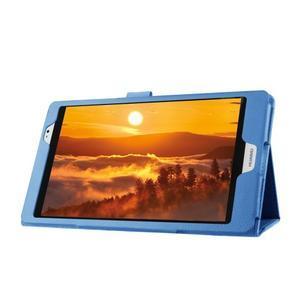 Safe polohovatelné pouzdro na tablet Huawei MediaPad M2 8.0 - modré - 4
