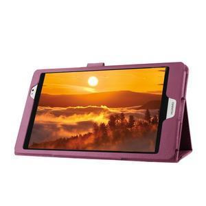 Safe polohovatelné pouzdro na tablet Huawei MediaPad M2 8.0 - fialové - 4