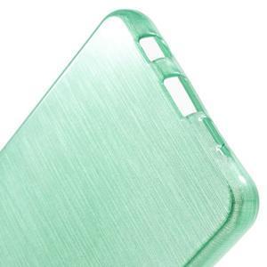 Gelový obal s motivem broušení na Samsung Galaxy A3 (2016) - azurový - 4