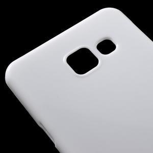 Gelový obal na mobil Samsung Galaxy A3 (2016) - bílý - 4