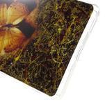 Gelovy obal na mobil Sony Xperia M5 - motýl - 4/5