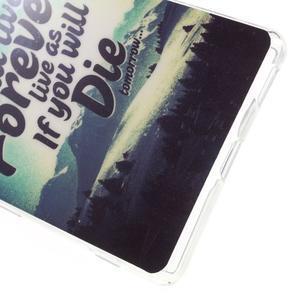 Gelovy obal na mobil Sony Xperia M5 - dream - 4