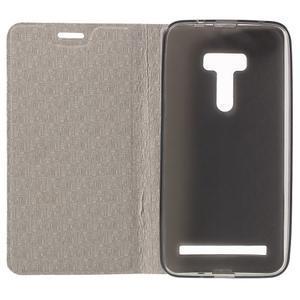 Lines pouzdro na mobil Asus Zenfone Selfie ZD551KL - světlemodré - 4